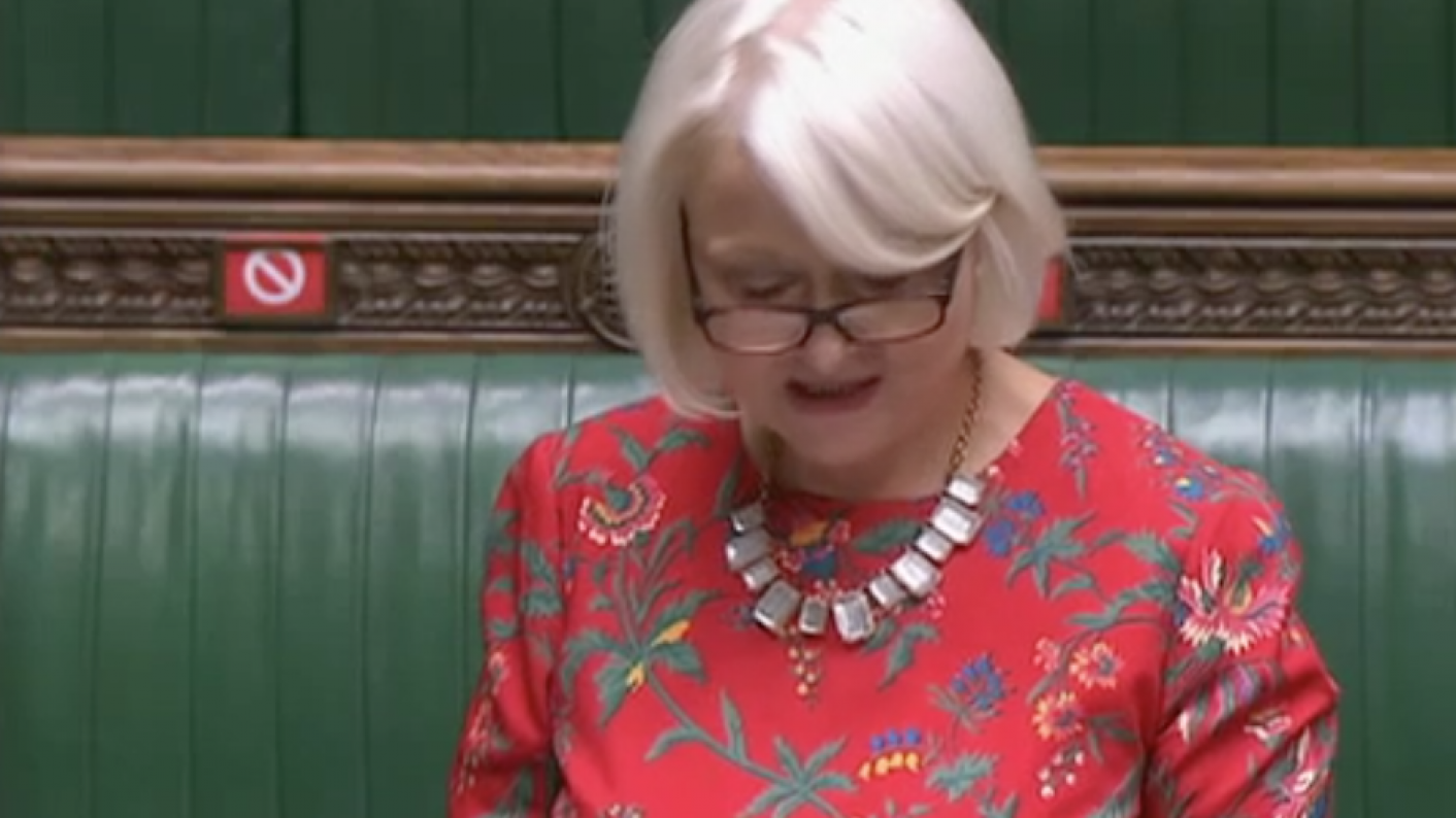 Coronavirus: Labour MP Siobhain McDonagh asked ministers how the DfE can expect schools to be ready to provide remote education from tomorrow
