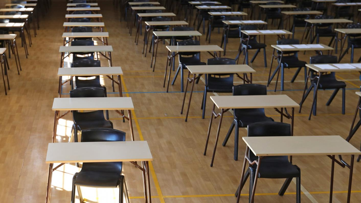 GCSE and A-level results: How this summer's controversial exams U-turn unfolded