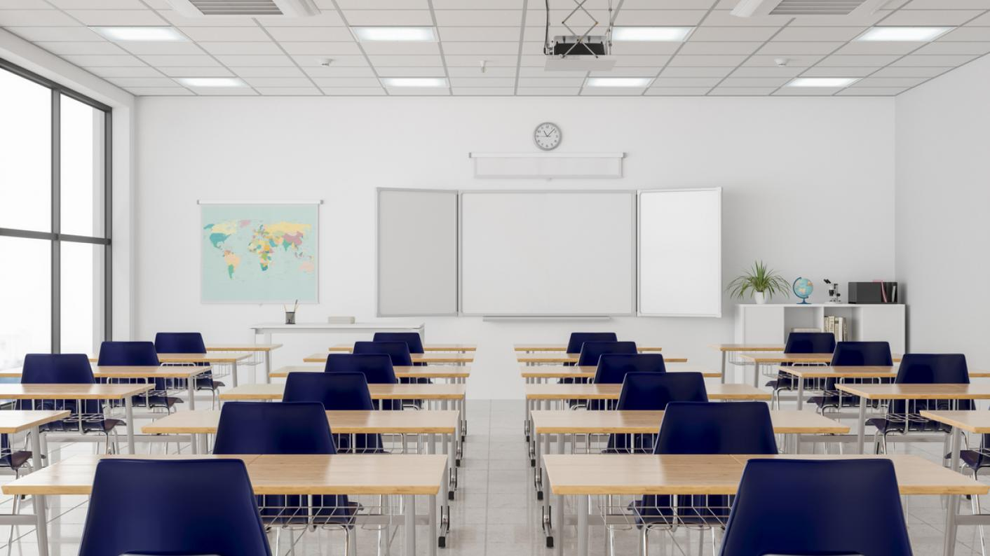 schools linked to increase in R number