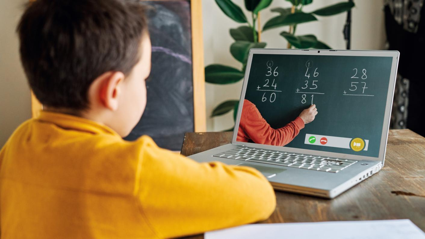 Coronavirus and schools: Headteachers have hit out over the allocations of new laptops from the DfE, which they say have been cut massively