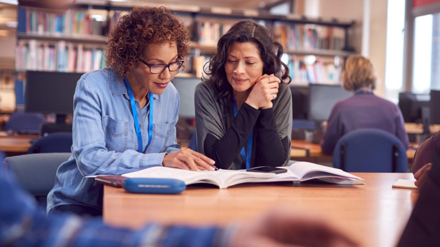 Spending review: Adult education funding boost needed