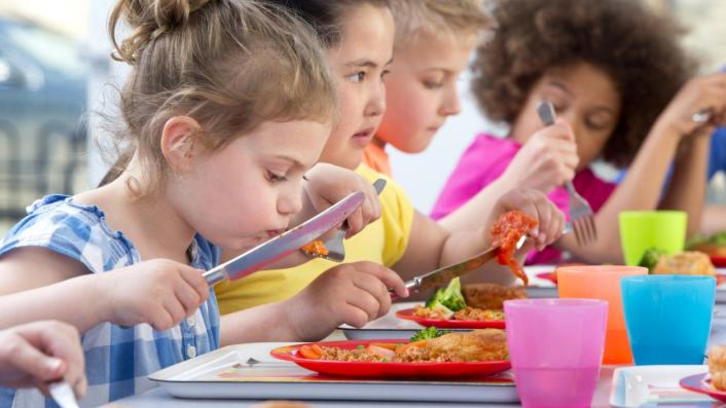 Holiday hunger: New charity super-kitchen says it wants to serve schools, amid the row over extending free school meals
