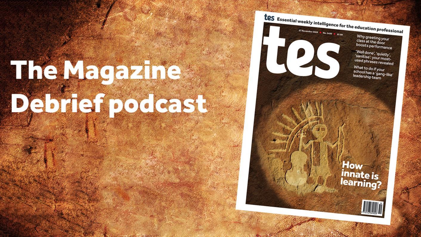 November 27 Tes podcast