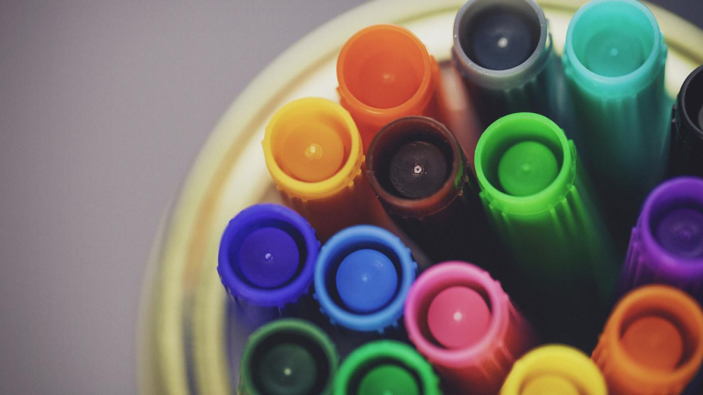 Marking: Why do teachers have to be told which coloured pen to use?
