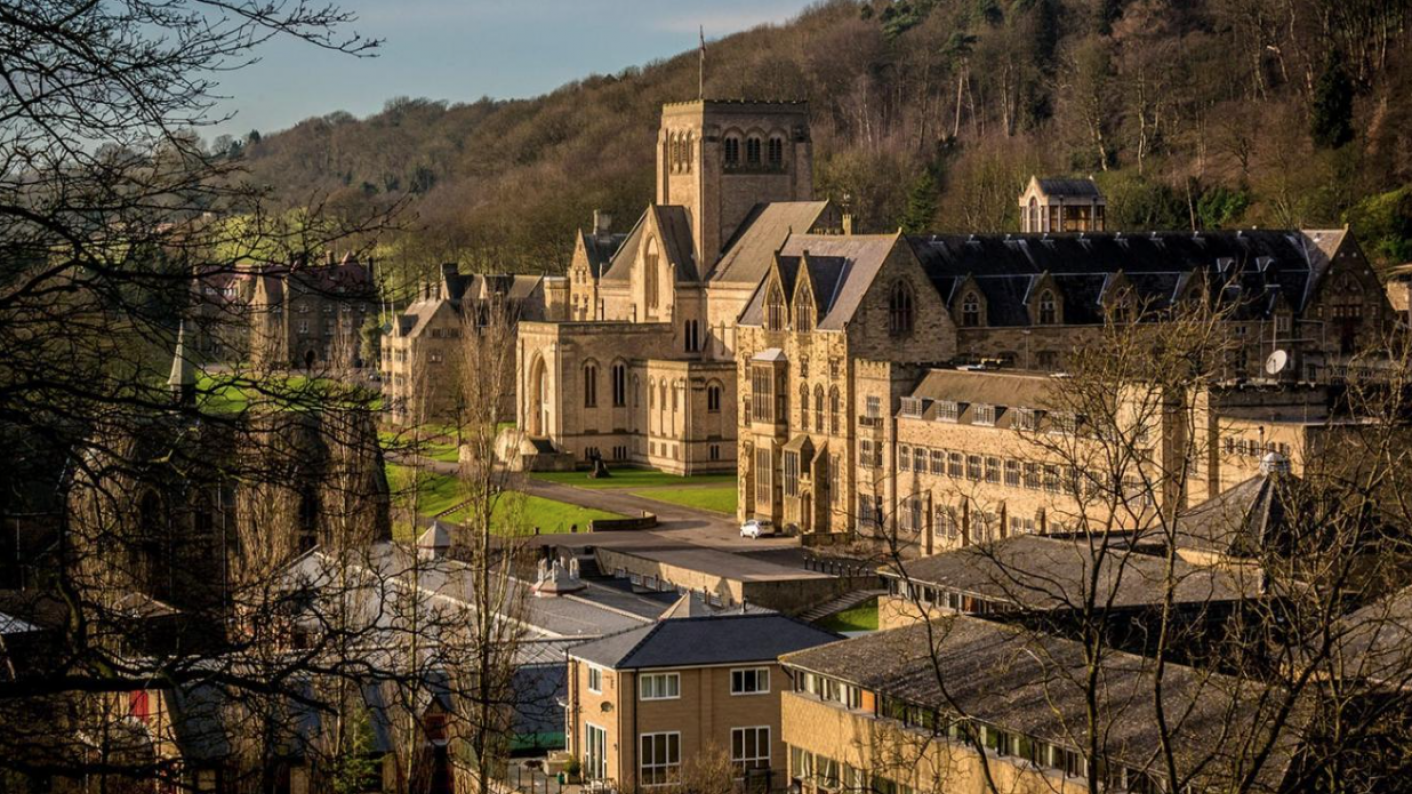Safeguarding: The DfE has banned Ampleforth College from taking on new students
