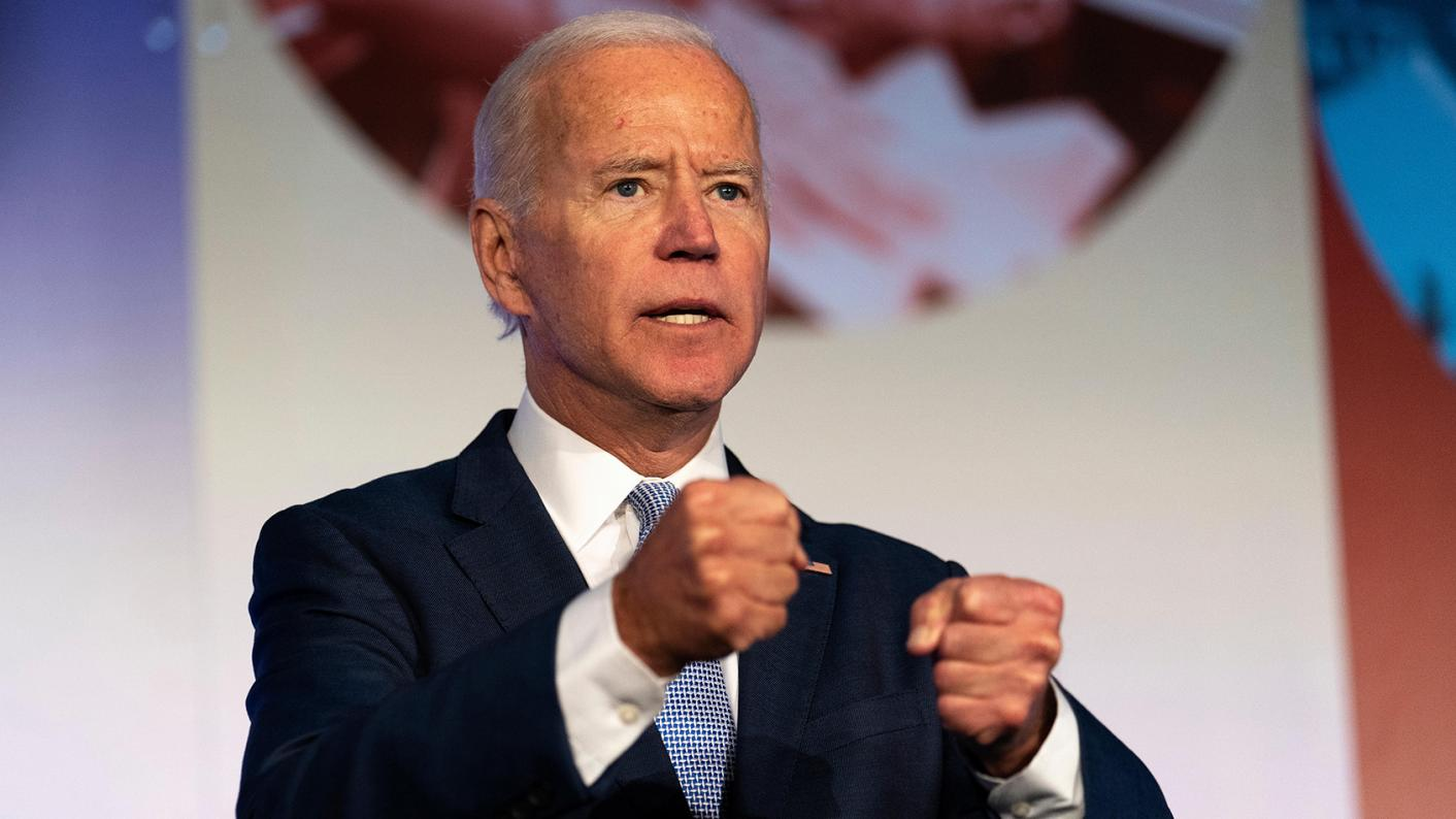 I'm a teacher who stutters – Joe Biden is an inspiration