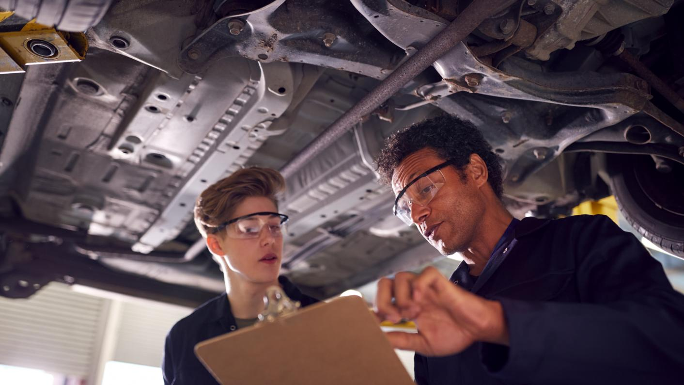 Spending review: Chancellor Rishi Sunak has pledged changes to the apprenticeship system that will help it work better for businesses