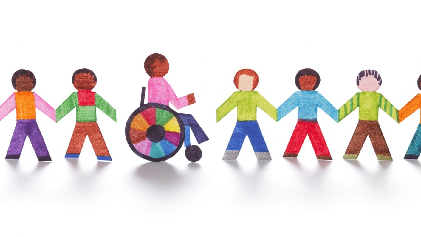 'The whole concept of inclusion is not fully embraced'