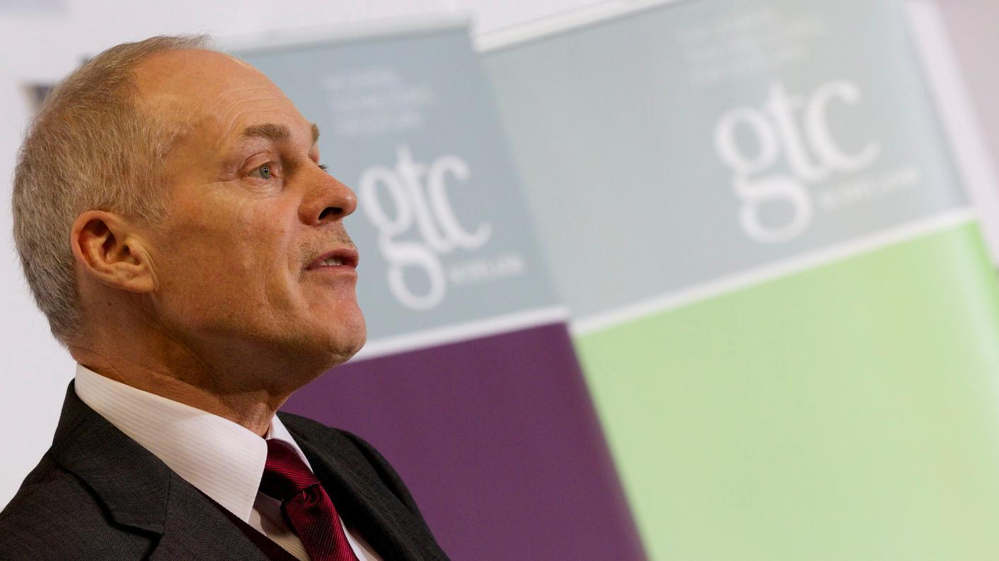 Registering lecturers will raise the status of the college teaching profession, says the chief executive of the GTCS