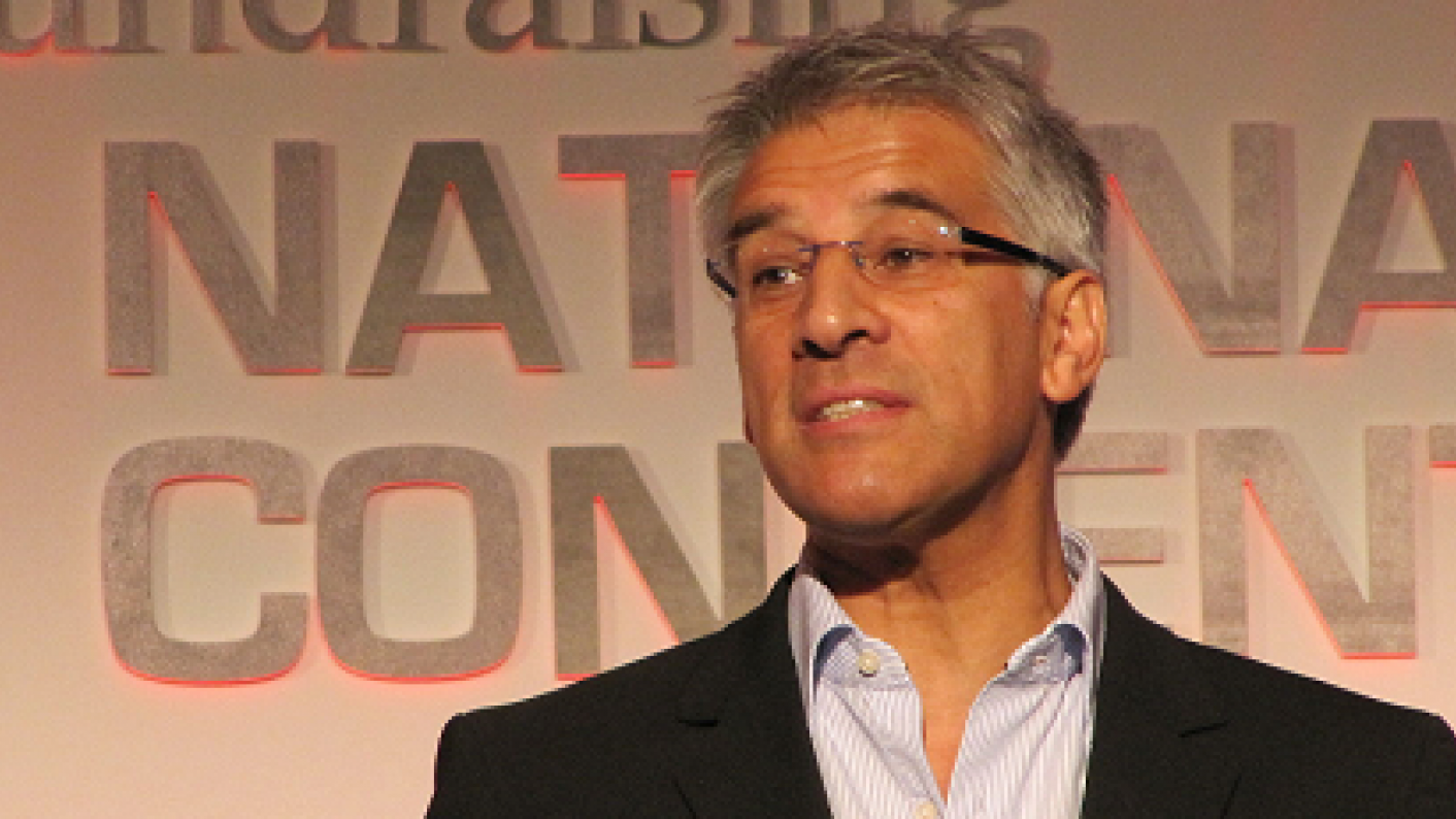 Steve Chalke has called for schools to be moved to a rota as part of a national plan for education