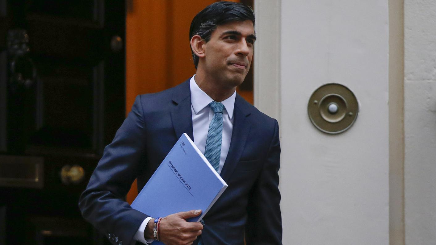 Coronavirus spending review: Chancellor Rishi Sunak has defended his decision not to award teachers a pay rise