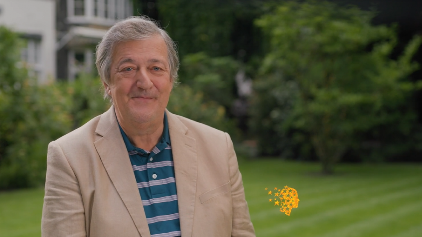 Global Teacher Prize: 'My admiration for teachers will never die,' says Stephen Fry