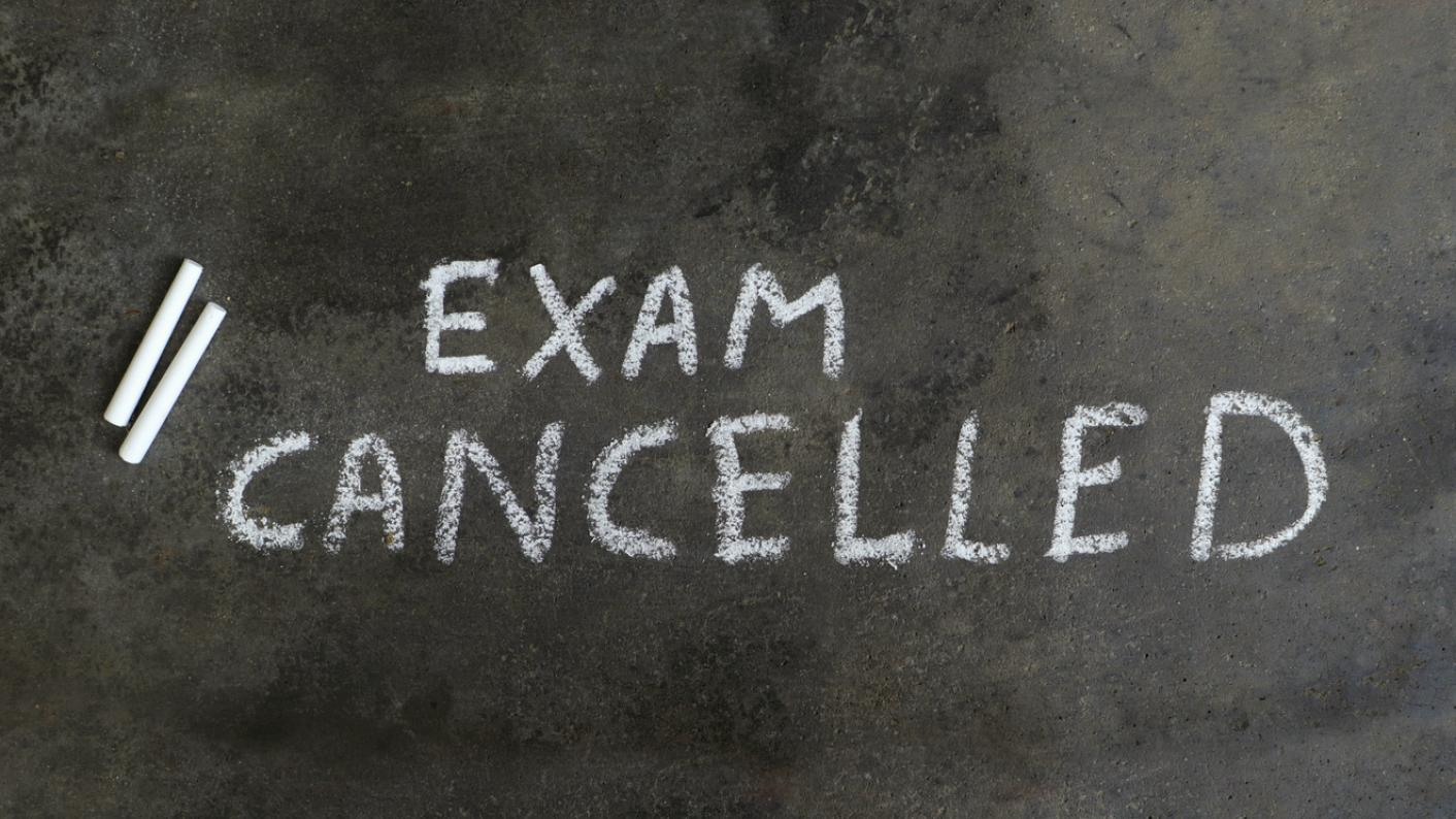 What it's like to have your exams cancelled – twice