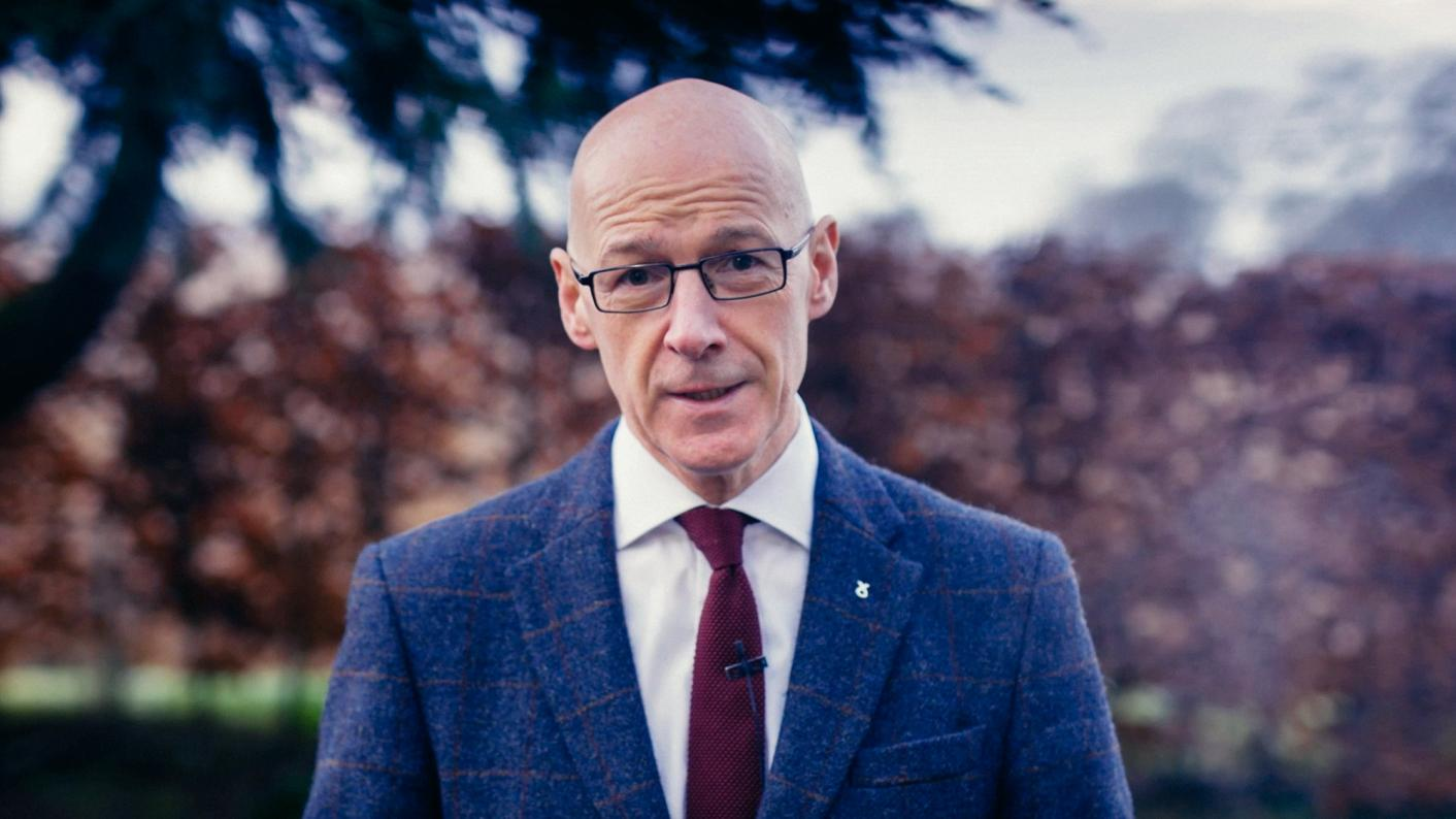 Coronavirus: John Swinney was non-committal when asked whether teachers would be given priority for coronavirus vaccinations