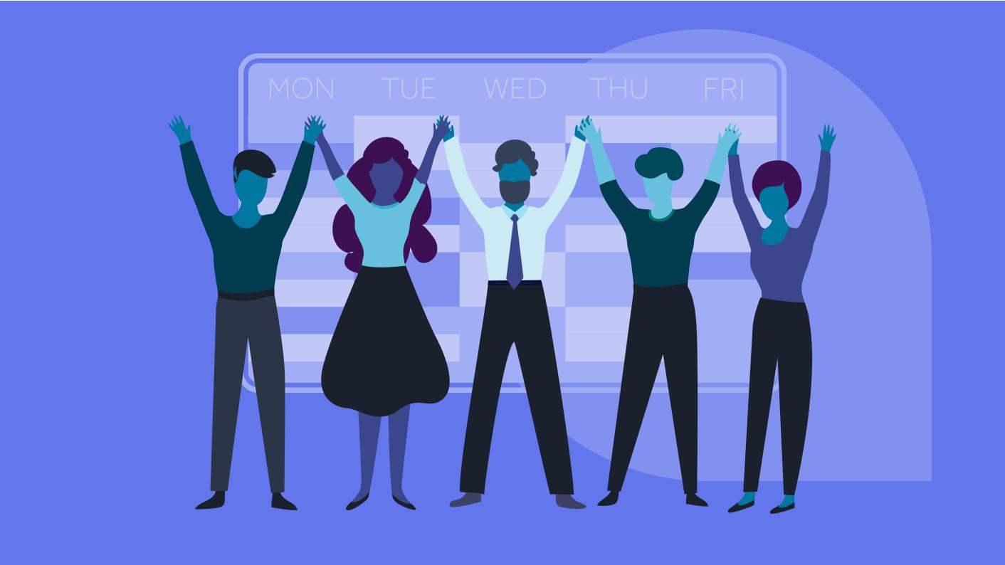 Improving staff retention through flexible timetabling