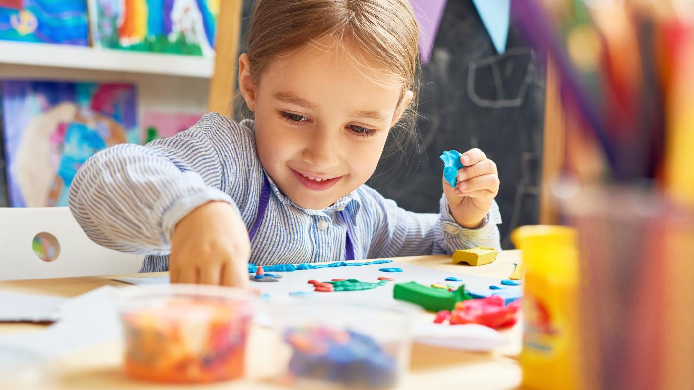EYFS: Why pupils writing in capital letters is OK