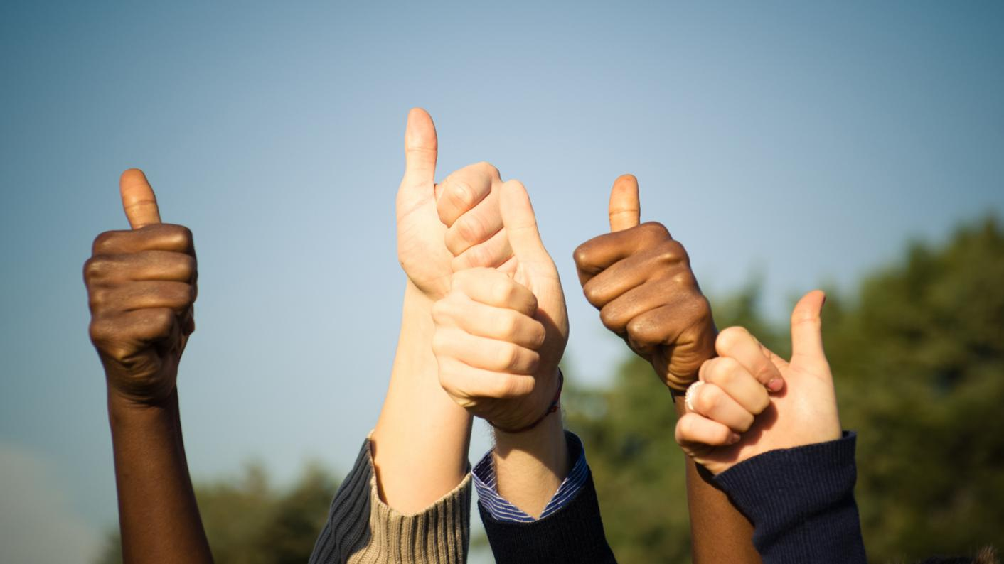 Thumbs up for online teaching