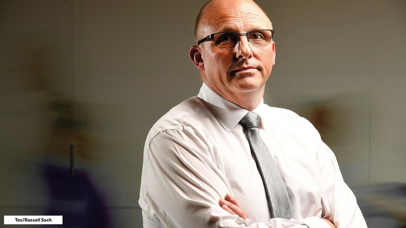 Coronavirus: Paul Whiteman, of the NAHT school leaders' union, says the DfE has got serious questions to answer over its plans for Covid testing in schools