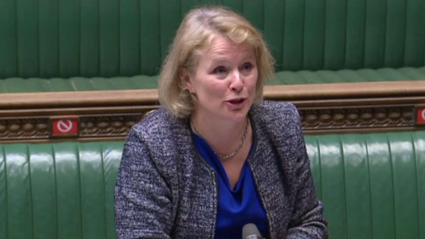 Children's Minister Vicky Ford said the DfE has asked for rapid advice about its plan to test Covid contacts in school.