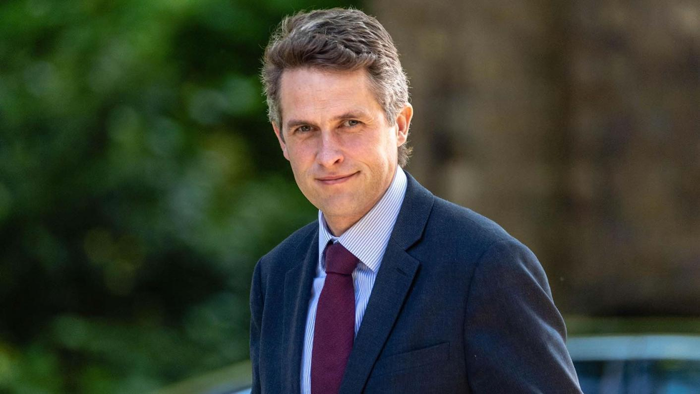 Online learning: Education secretary Gavin Williamson has contradicted an Ofsted expert on the value of live online lessons