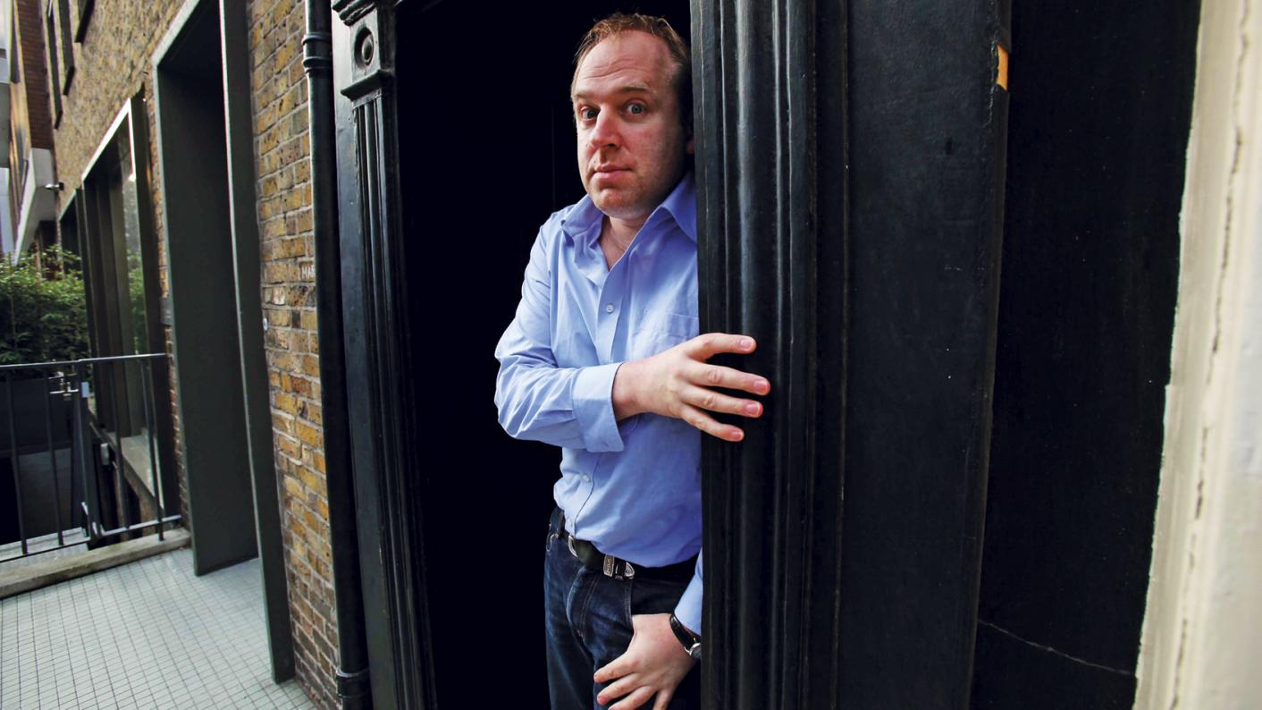 My Best Teacher podcast: Comedian Tim Vine talks to Tes about his school days