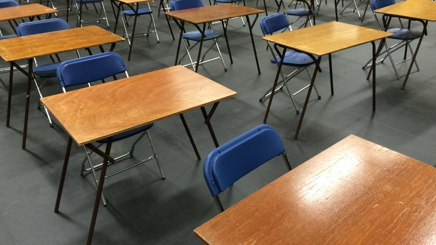 GCSEs and A levels 2021: The proposed external tests could be marked by exam boards or other schools, says Ofqual adviser