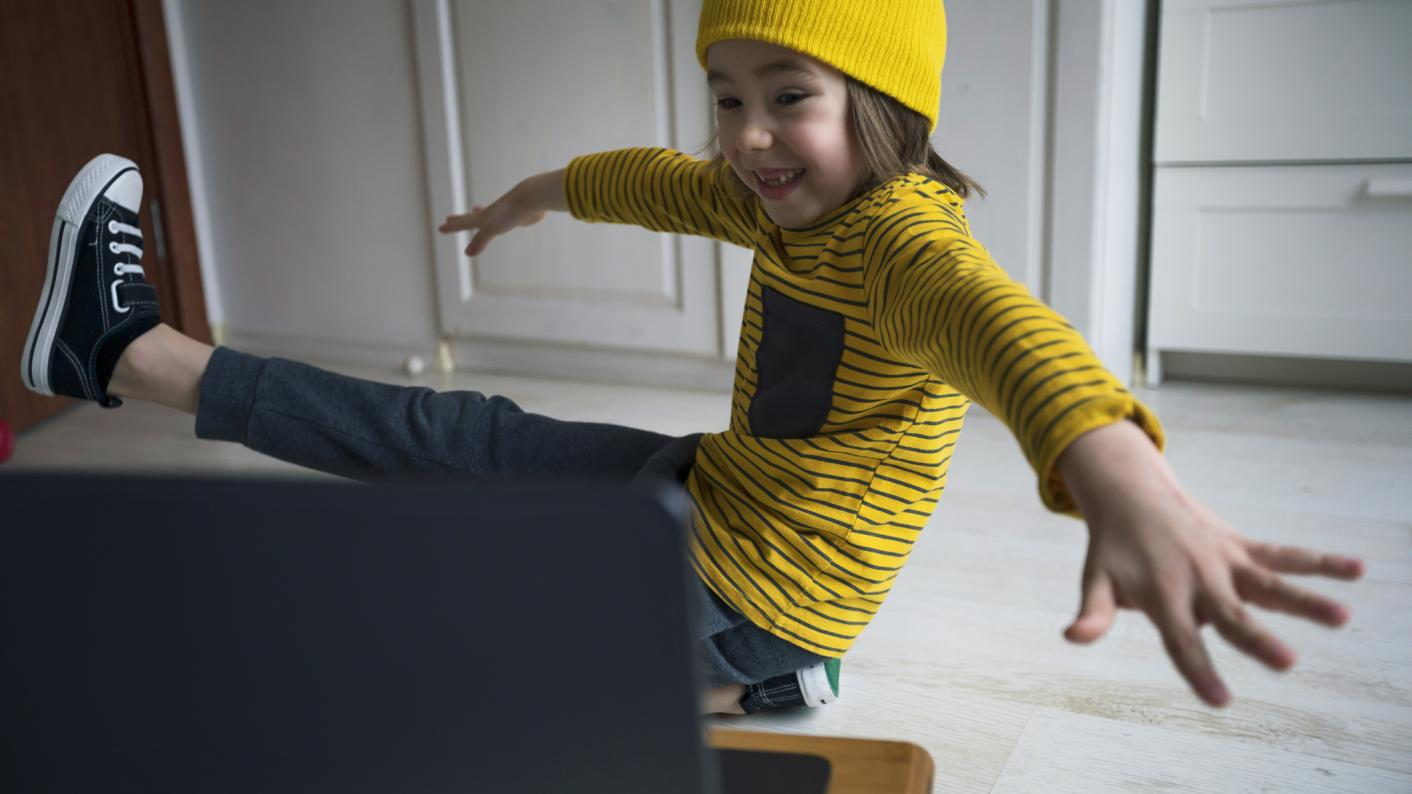Coronavirus: 5 ways to make onlinelearning a positive experience