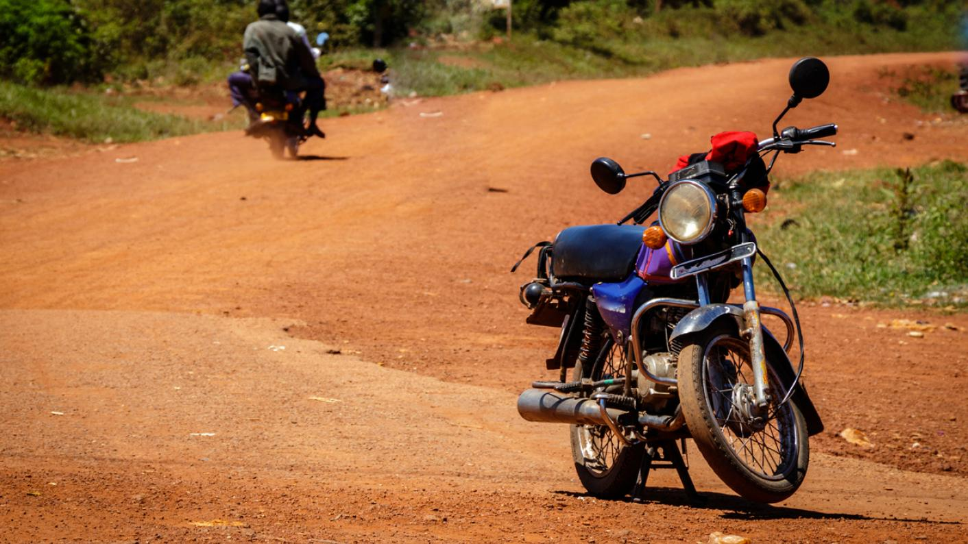 The availability of cheap Chinese-made motorcycles is luring pupils out of education in Africa, warns this teacher