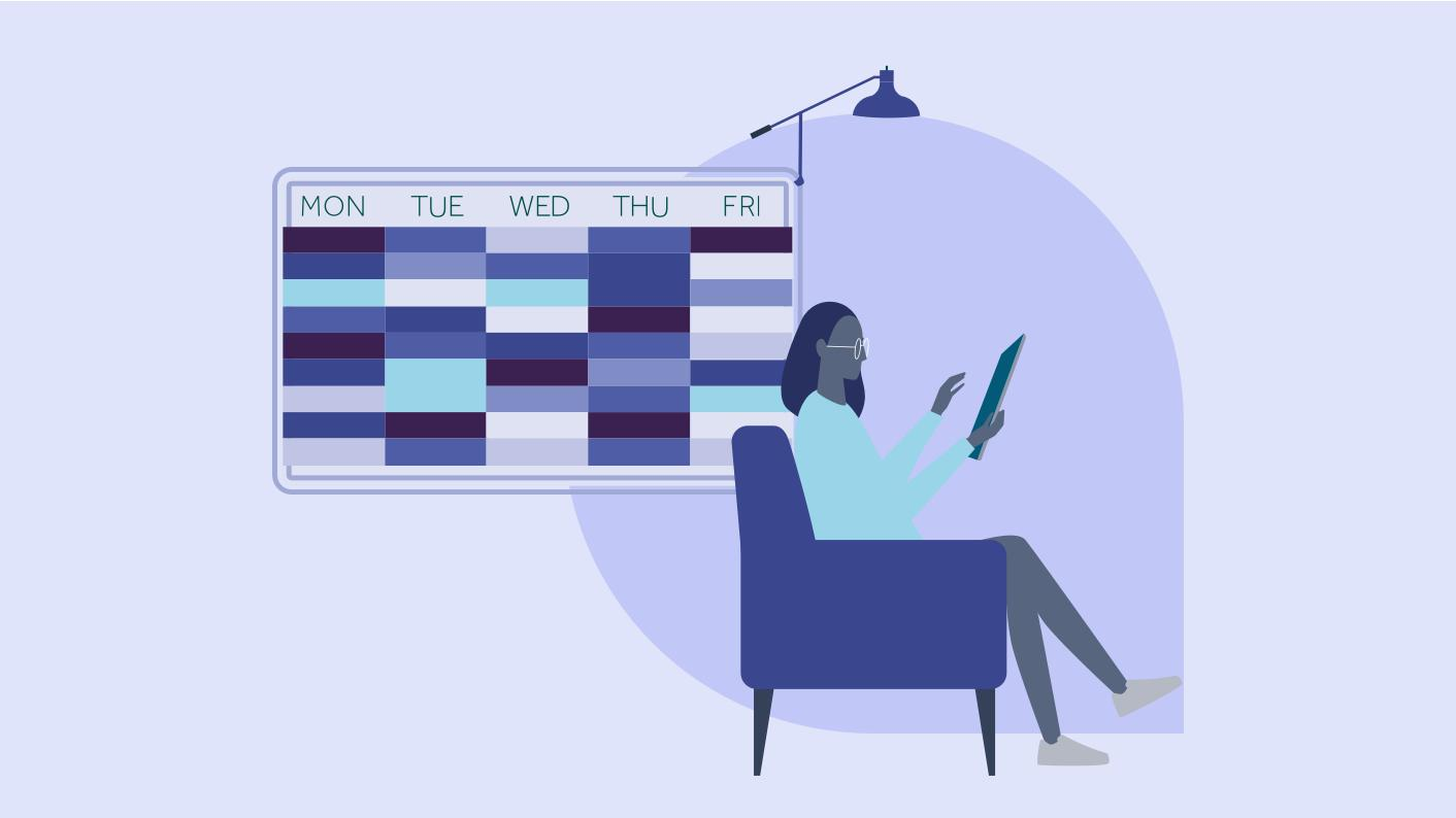 timetabling for remote learning