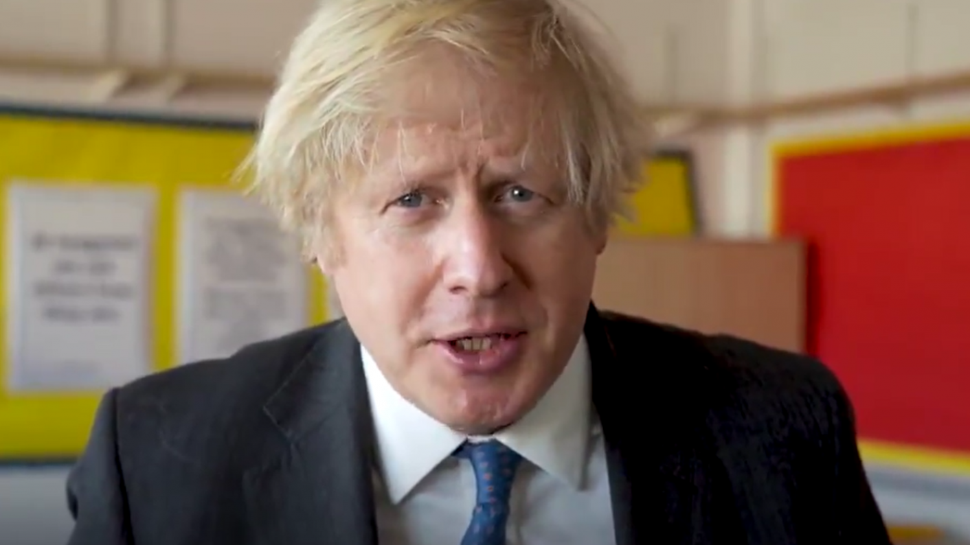 Schools reopening: Boris Johnson has thanked teachers and school staff for their work during the Covid pandemic