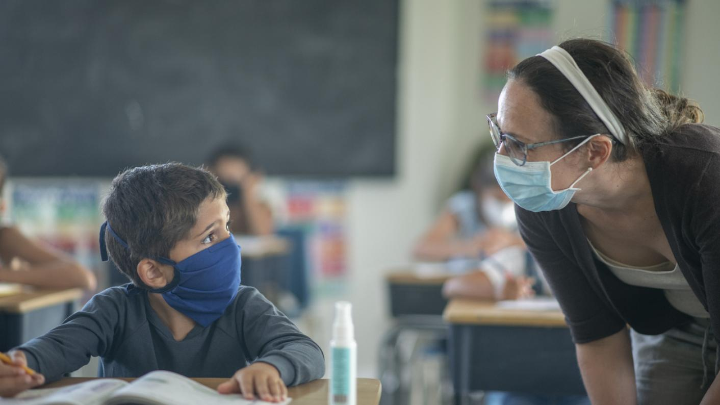 Scared teachers want masks for all in classrooms
