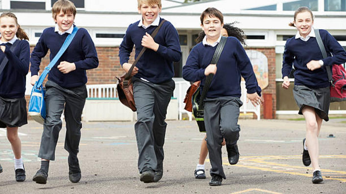 Covid: More time in school could have cut learning loss by half, says DfE report