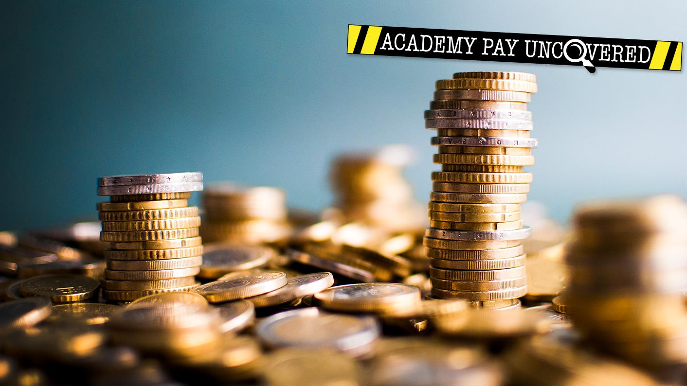 School leader pay: The salaries of some of the leaders of the biggest academy chains revealed