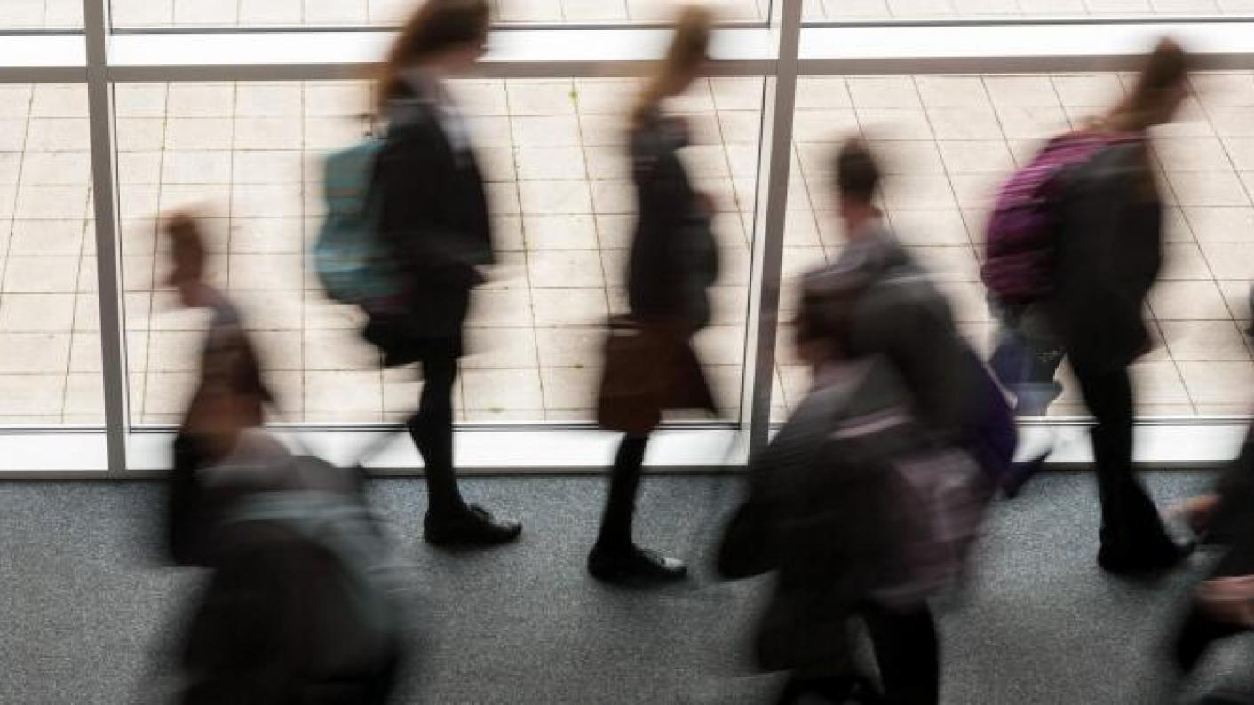 Pupils in Wales could return to school to check in with their teachers before returning after Easter.