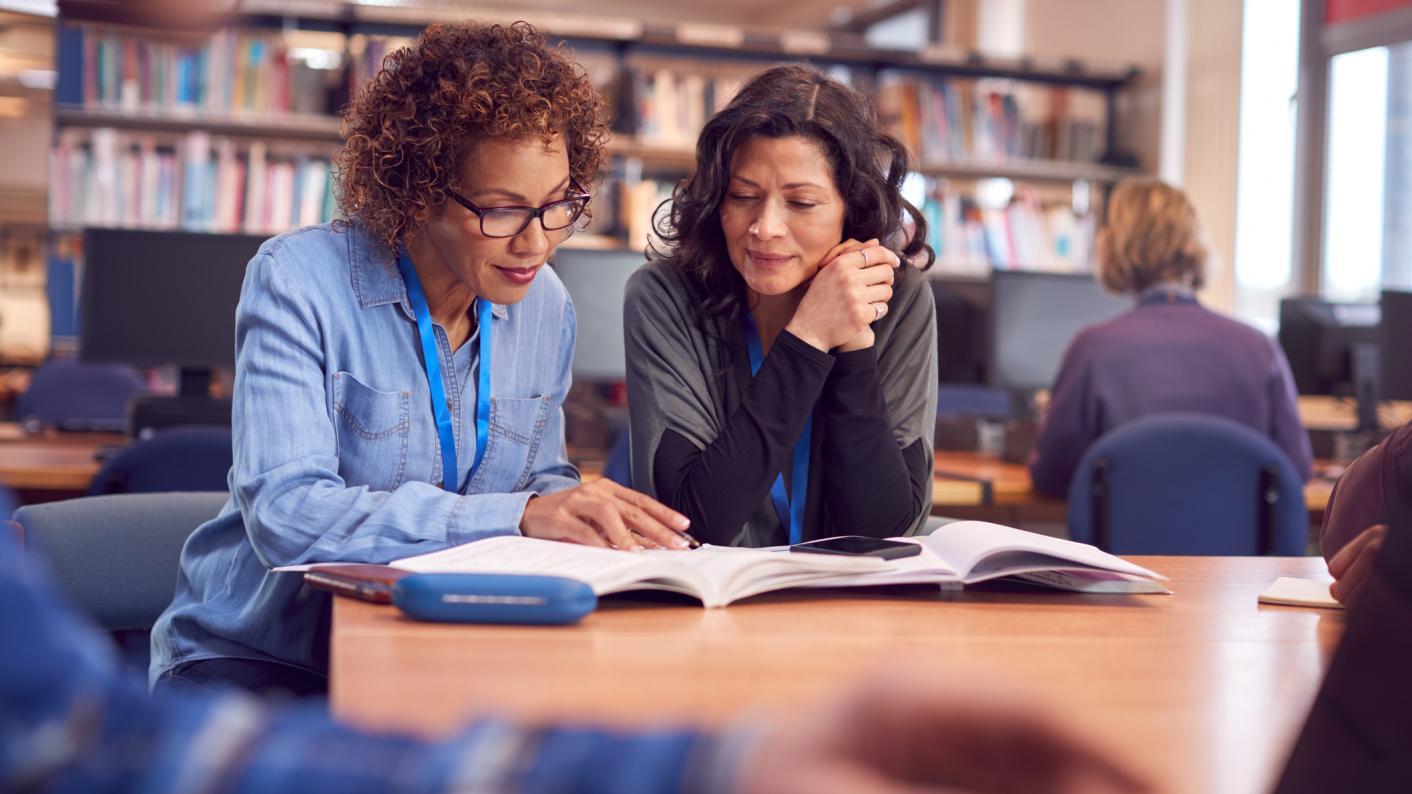 FE college teachers have been sharing teaching ideas online