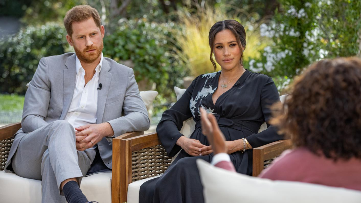 Taking inspiration from Meghan and Harry to tackle racism in UK schools