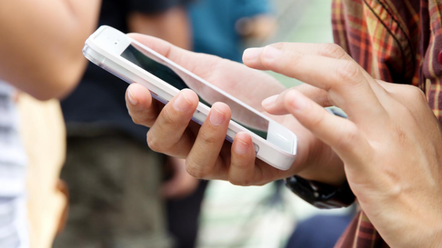Discipline drive: DfE backing school mobile phone bans