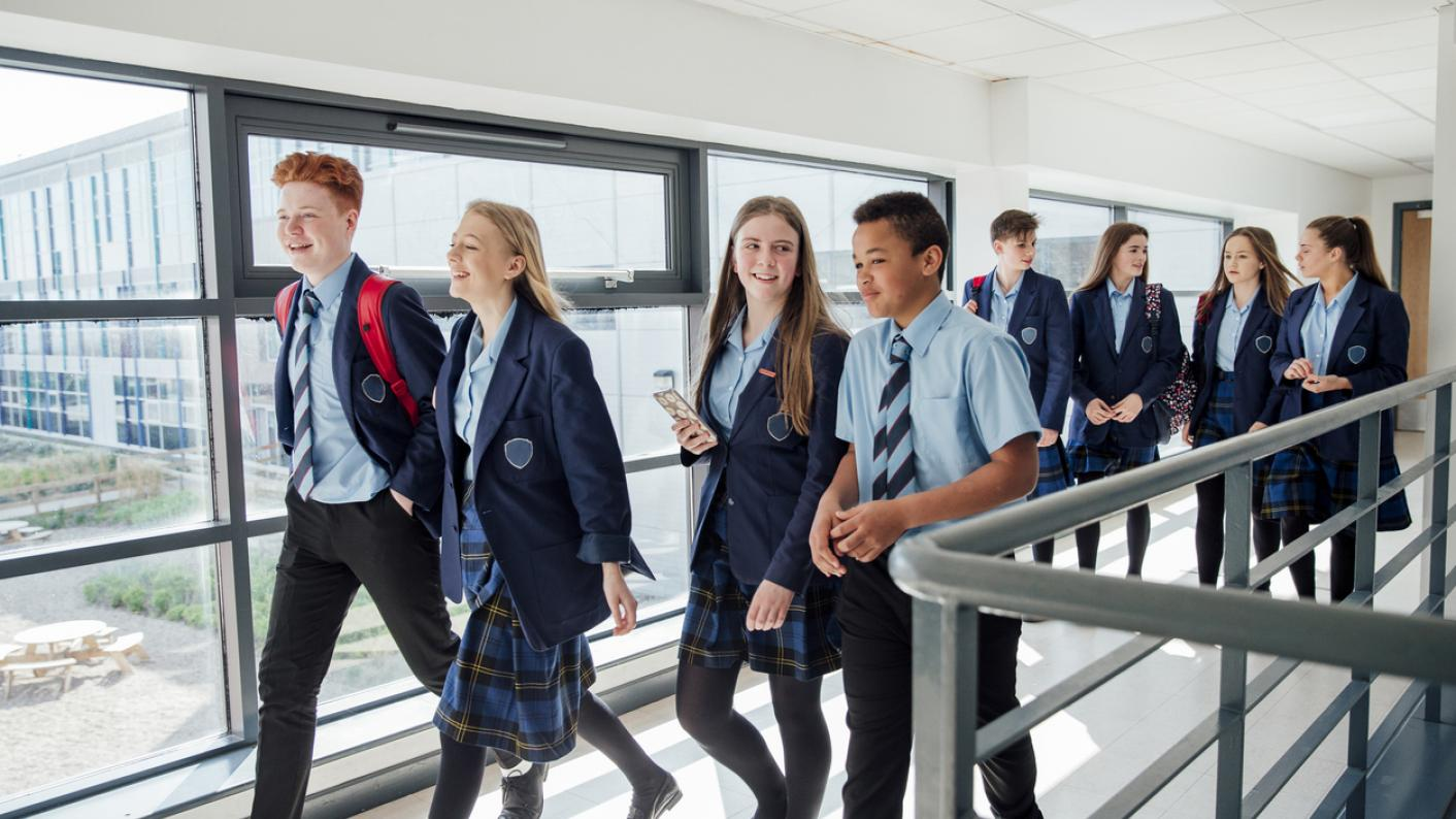 Safeguarding in schools: Why boisterous corridors are a risk