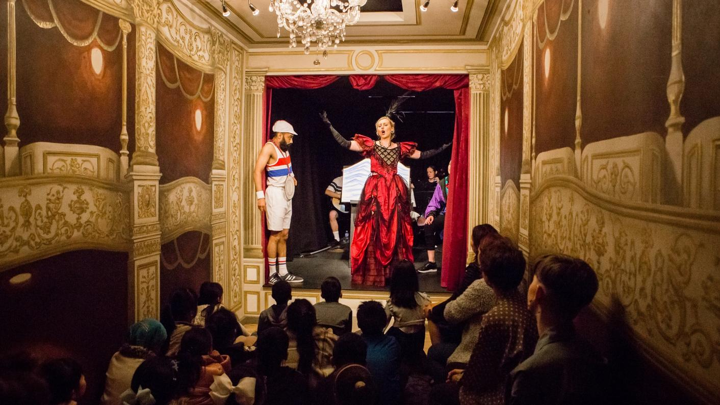 Why opera can play an important role in schools after Covid (Photo: Sally Jubb Photography)