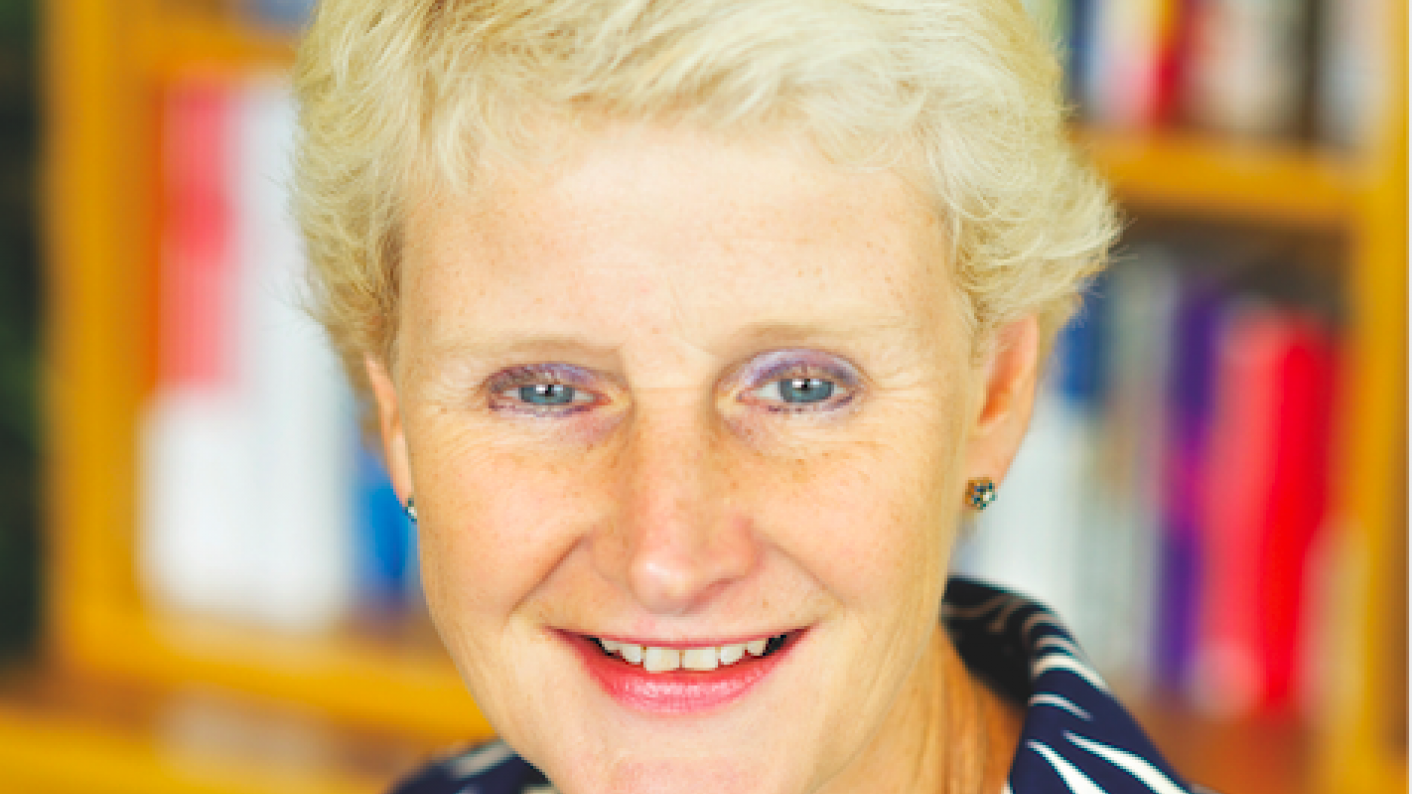College leadership: The next FE commissioner, Shelagh Legrave, shares her experience