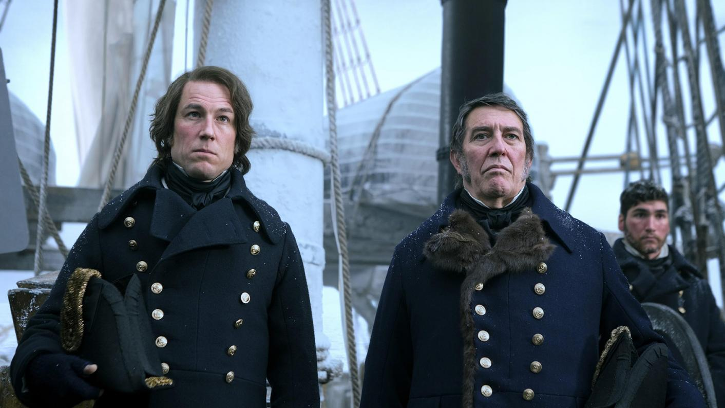What can TV drama The Terror tell us about school and college leadership?