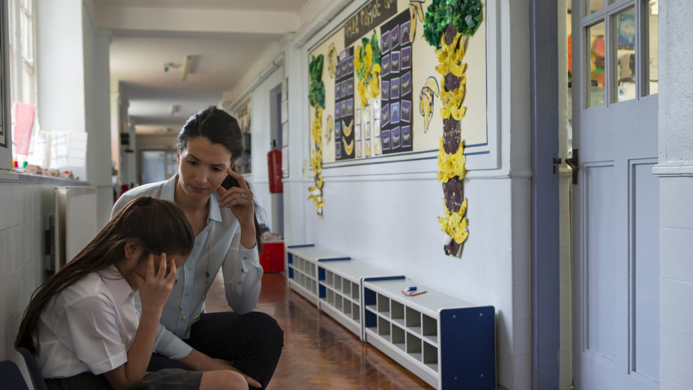 Safeguarding: Teachers using terms of endearment in the school classroom