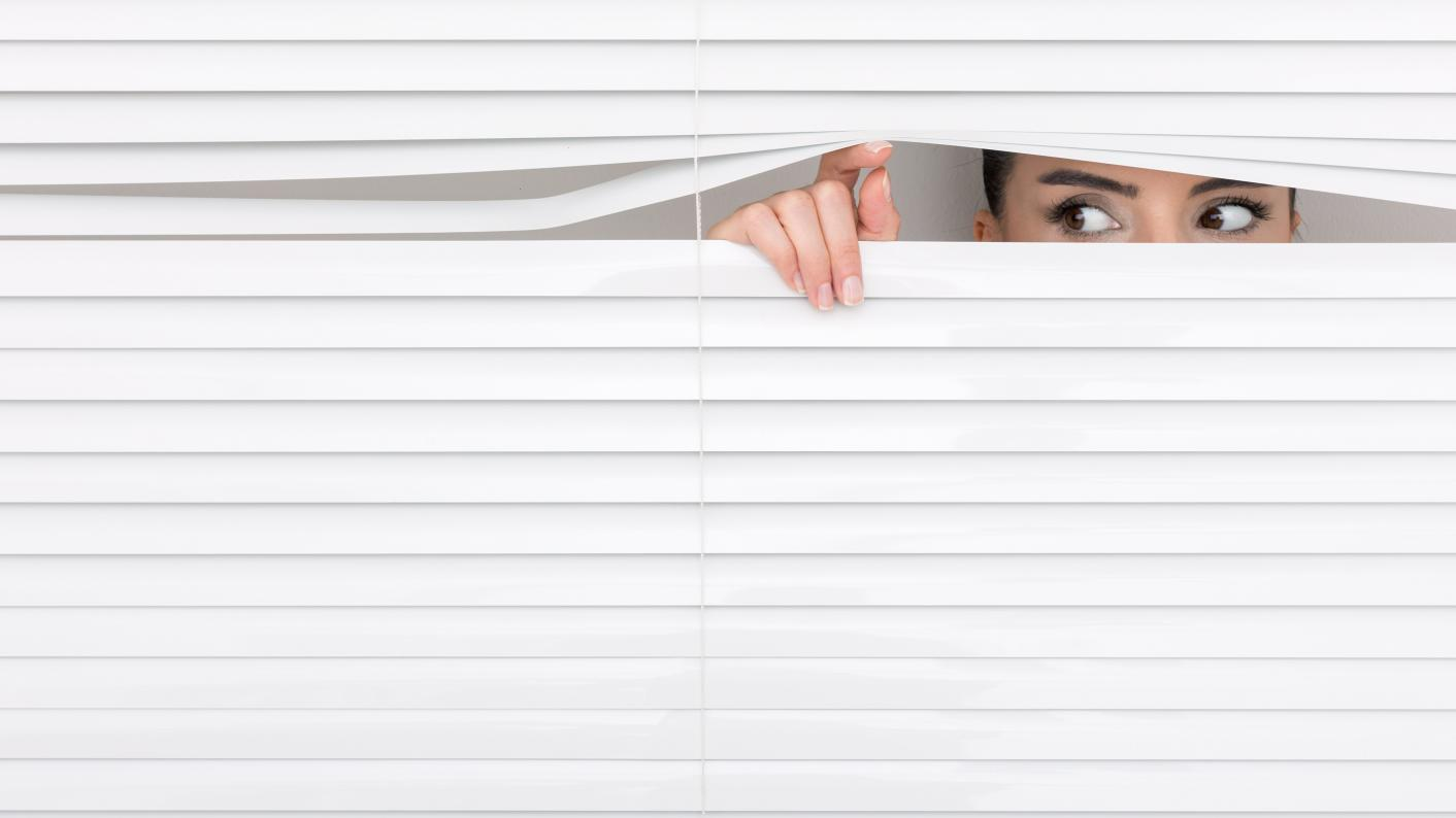 Does any teacher know how to work the blinds in their classroom, asks Stephen Petty