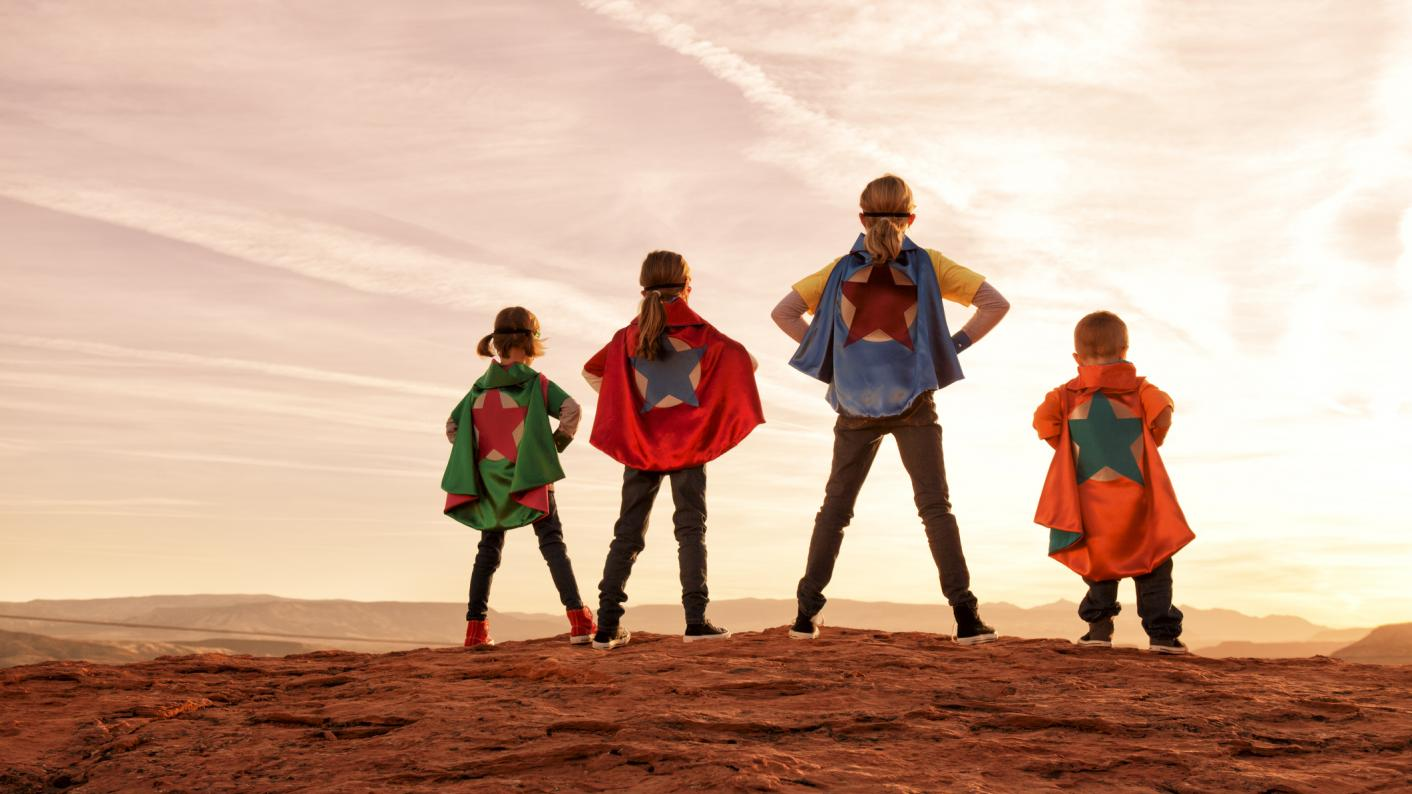 What superpowers would your pupils want most?