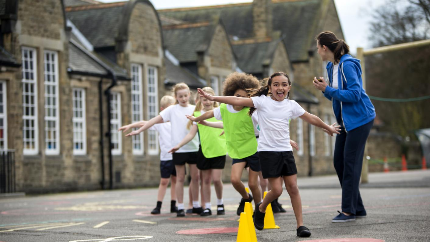 How to boost primary school PE after Covid lockdown