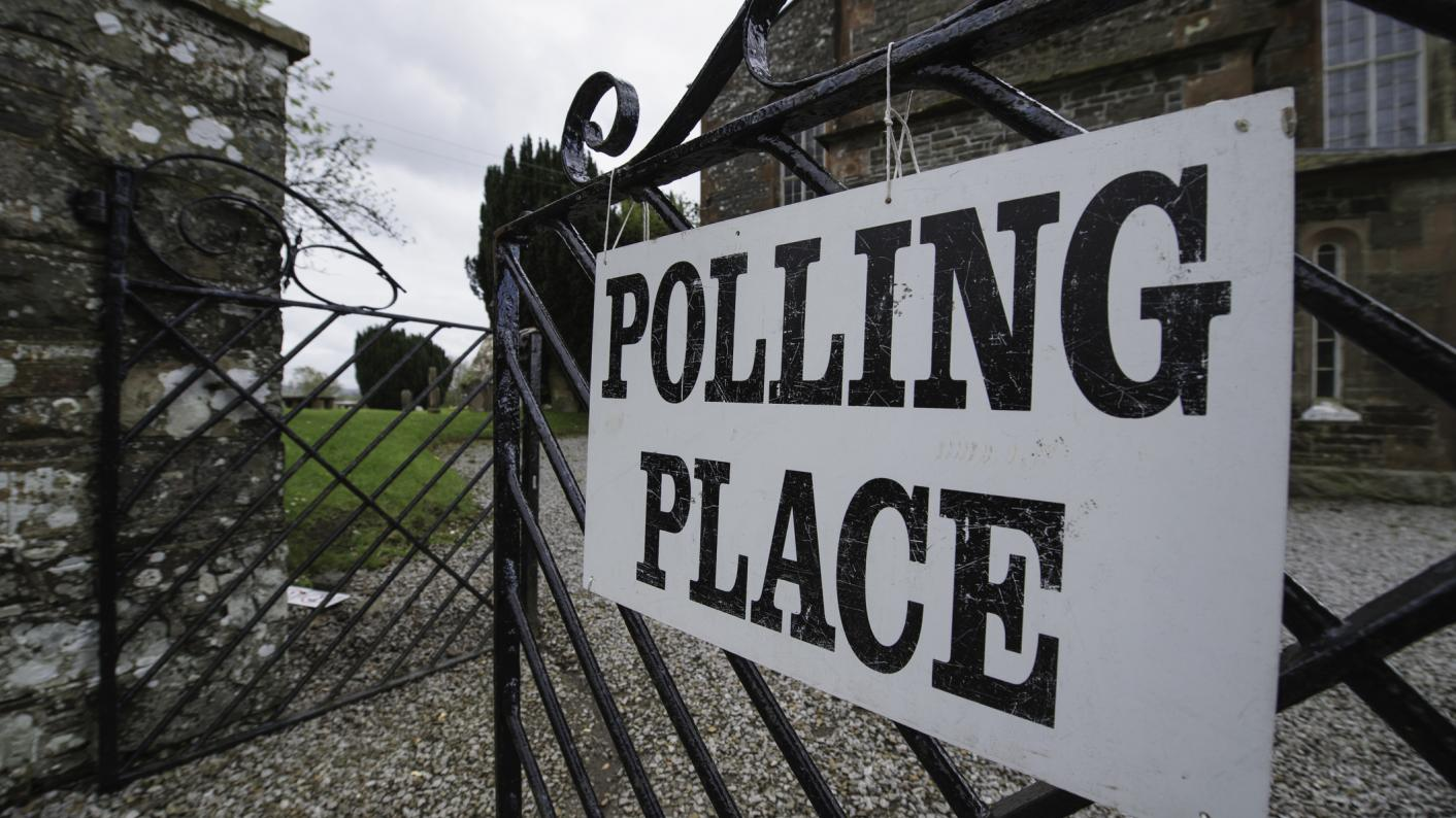 How do you teach politics when your pupils are voters?