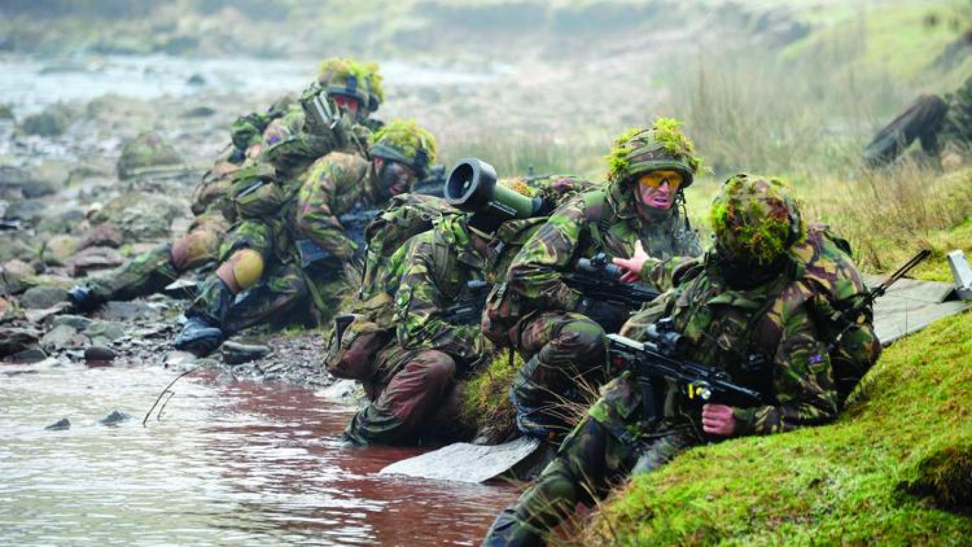 Schools would do well to replicate the sense of belonging in the military, argues Jarlath O'Brien