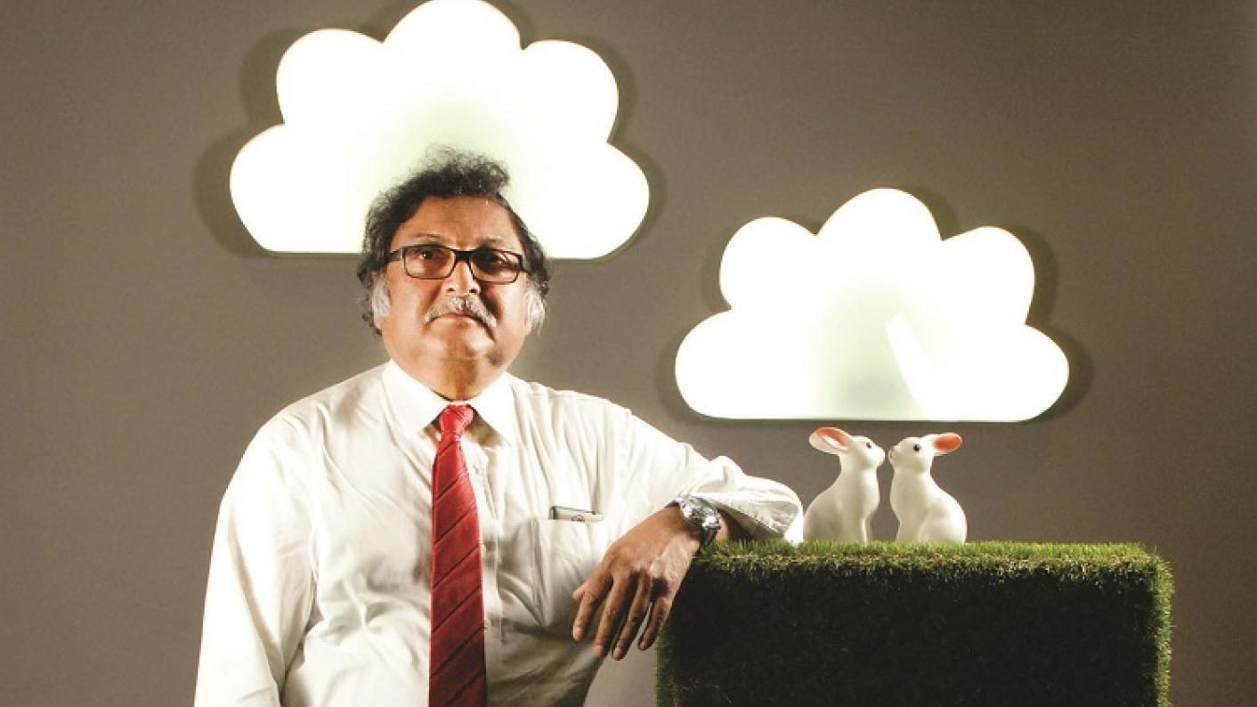 Sugata Mitra: PhD vivas could replace exams in schools