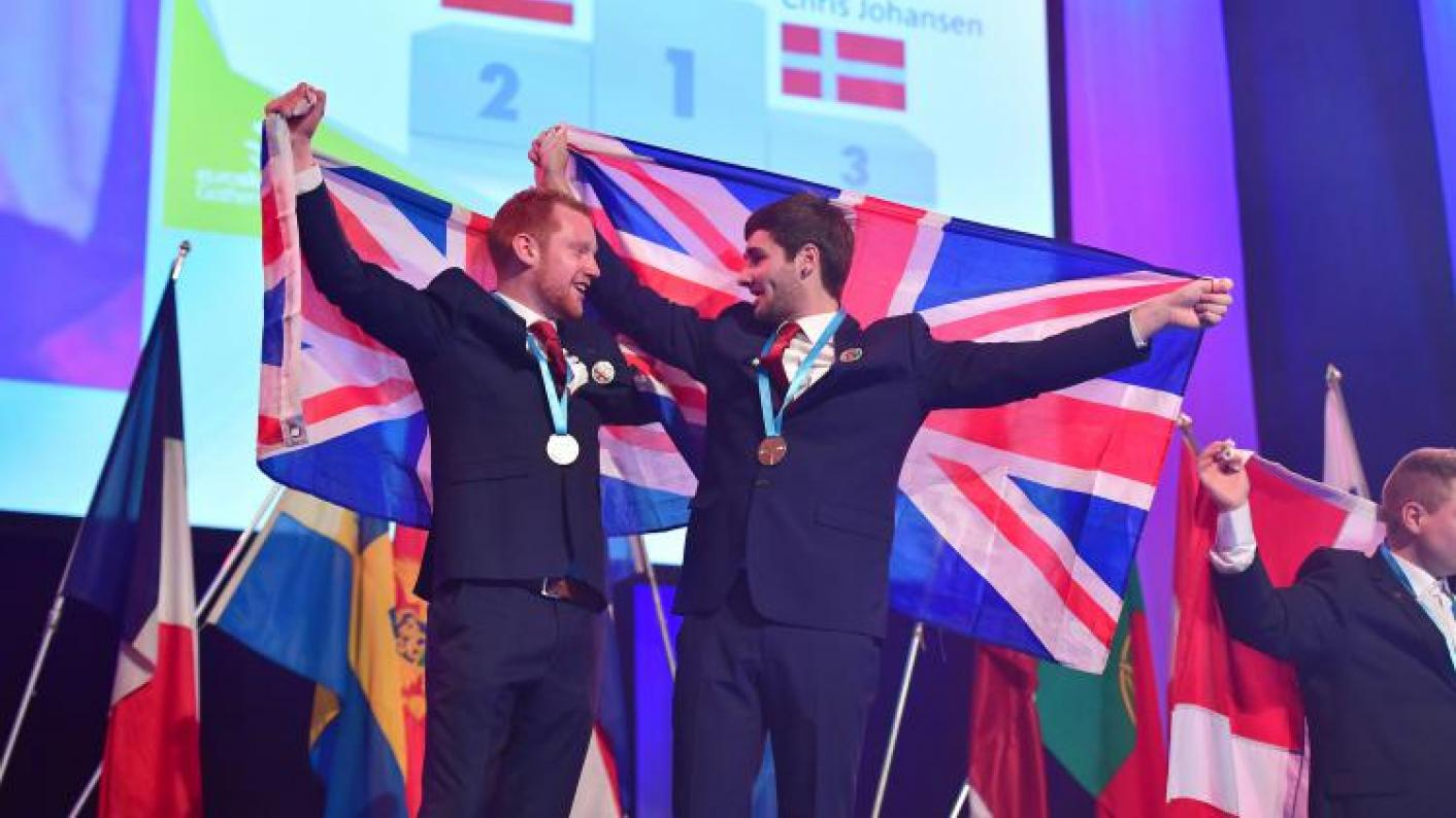 England's skills system can learn from the expertise on show at WorldSkills, according to a report by WorldSkills UK