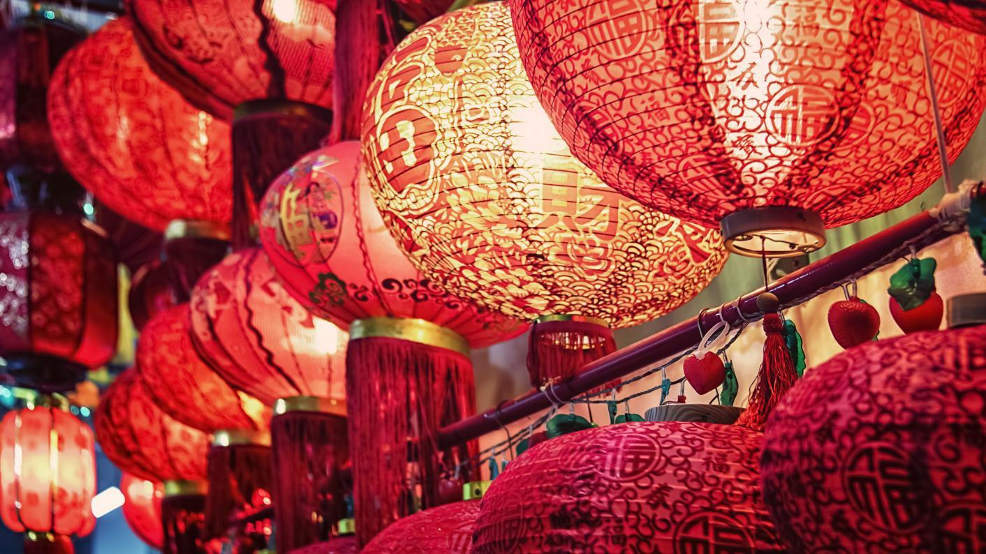 Chinese New Year lanterns, 2021 resources